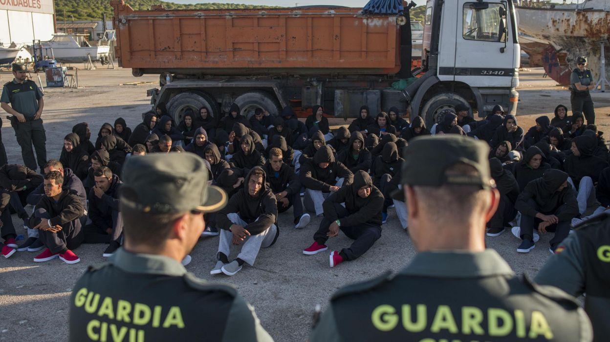 La politique migratoire de l'Espagne entre façade et réalité