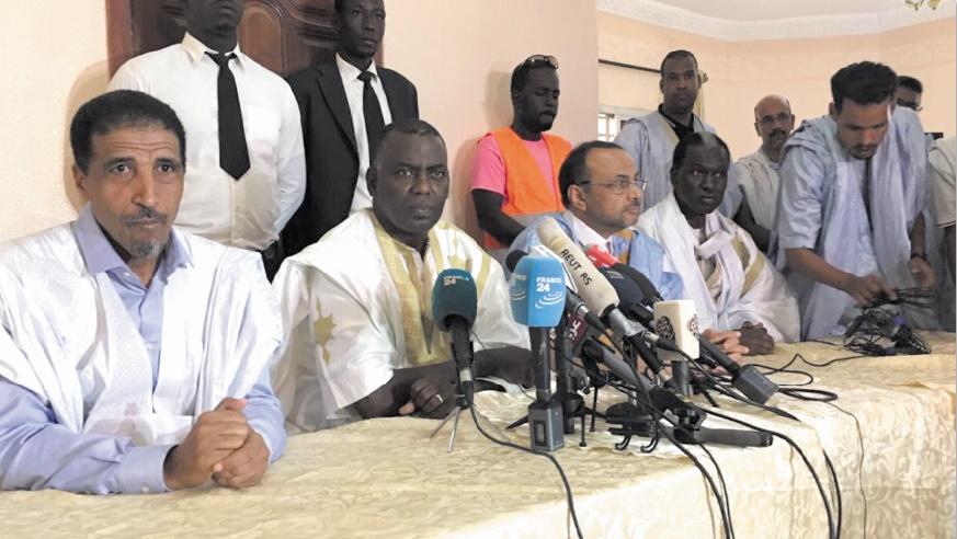 Mohamed Cheikh El-Ghazouani se proclame vainqueur et l'opposition rejette les résultats de la présidentielle en Mauritanie