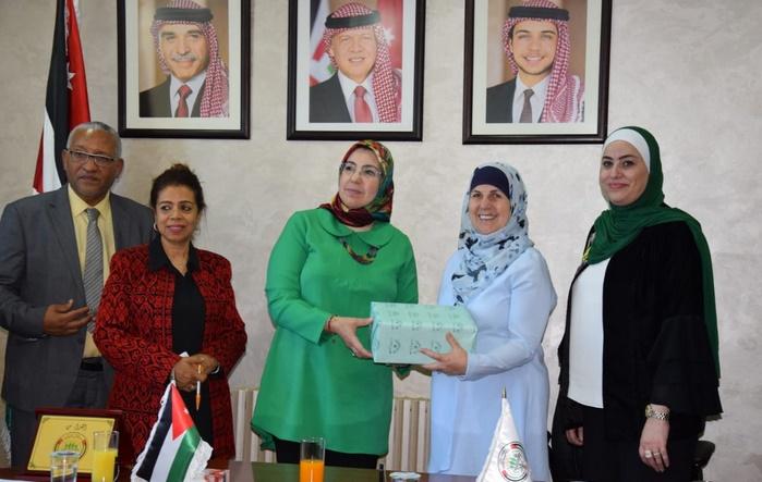 Présence d'une délégation parlementaire marocaine à Amman