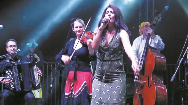 """Le concert de """"She'Koyokh Quintet"""", une invitation à découvrir le patrimoine musical turc"""