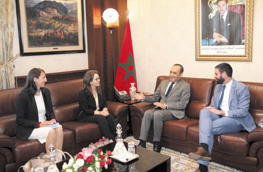 Habib El Malki : Adhésion de la Chambre des représentants à toutes les initiatives visant à faire de l'eau un outil pour la paix dans le monde