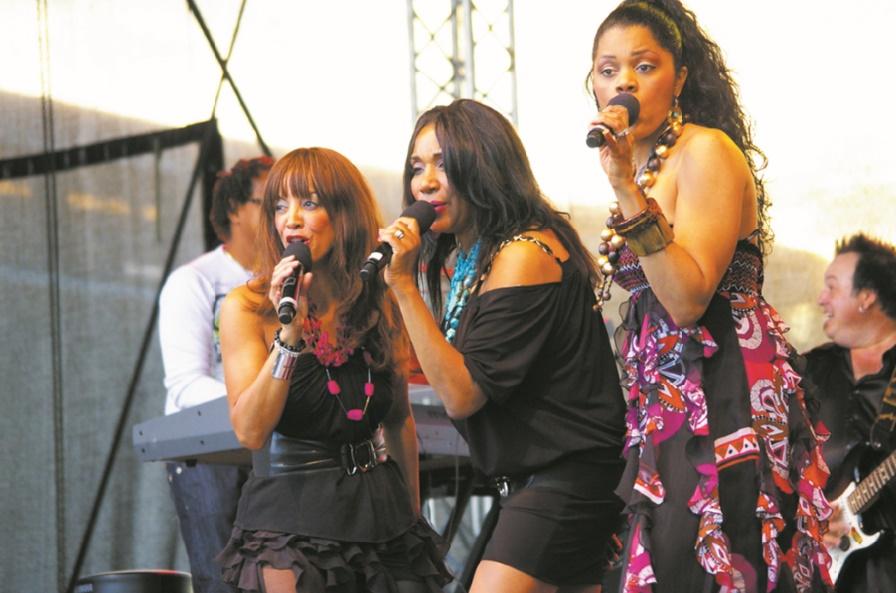 """Le groupe américain """"Sister Sledge"""" régale le public de Mawazine"""