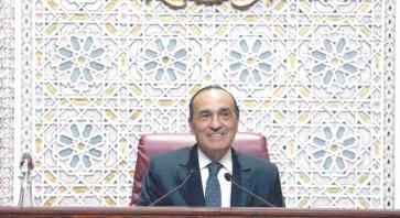 Le Président de la Chambre des représentants prend part à un Forum parlementaire international à Moscou