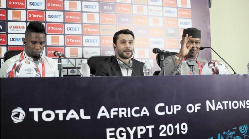Eto'o, Diouf et Hassan impressionnés par le succès de la compétition