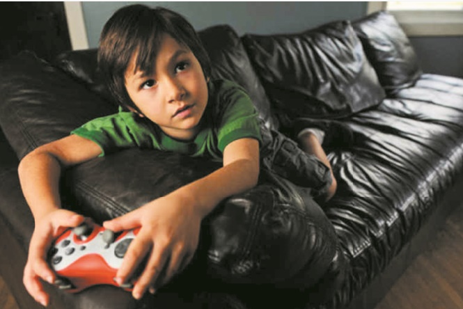 Existe-t-il un lien entre l'obésité et les jeux vidéo ?