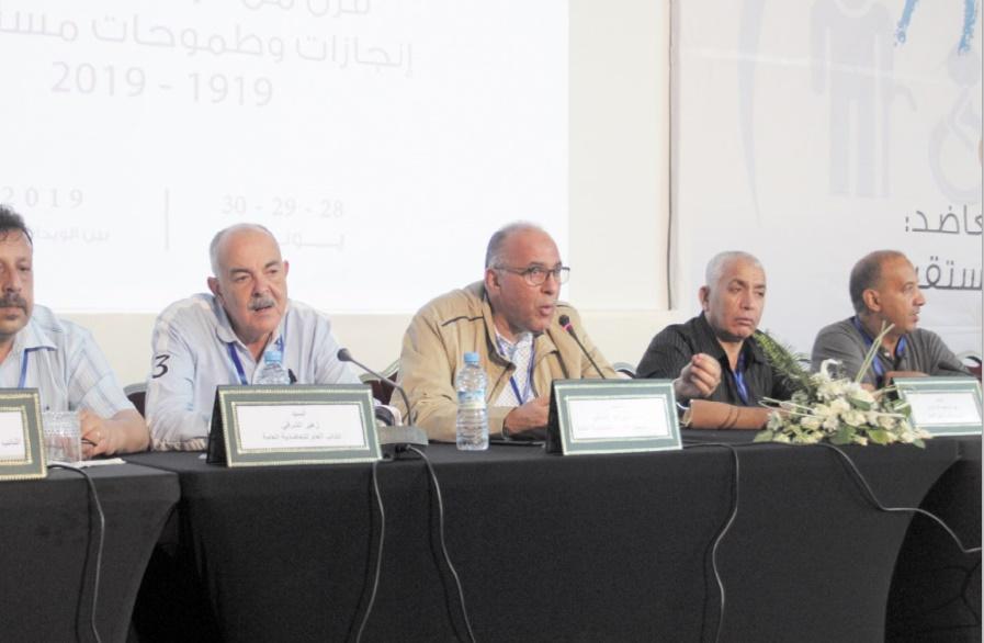 Adoption à l'unanimité des rapports moral et financier de la MGPAP