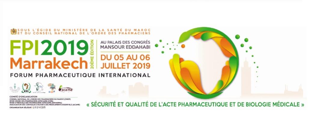 Marrakech se prépare à accueillir la 20ème édition du Forum pharmaceutique international