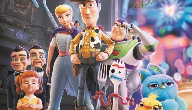 """""""Toy Story 4"""" s'accroche en tête du box-office"""