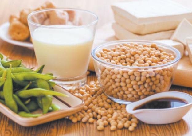 Le soja, bon pour le cœur et le cholestérol