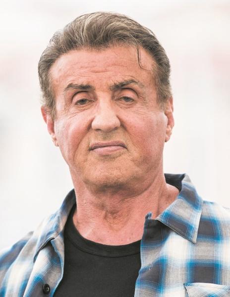 Ces stars qui ont été sans abri : Sylvester Stallone