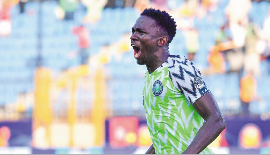 Kenneth Omeruo Indispensable au Nigeria