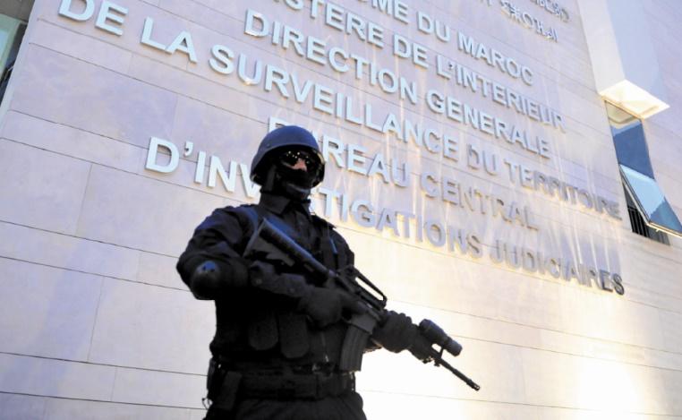 Le BCIJ arrête à Nador un individu pour appartenance présumée à un groupe terroriste