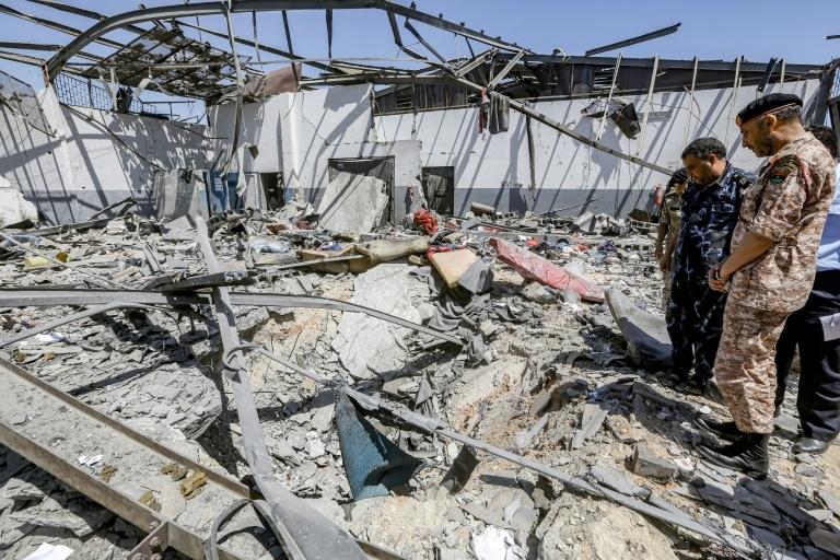 Sept Marocains tués, huit blessés et trois autres portés disparus