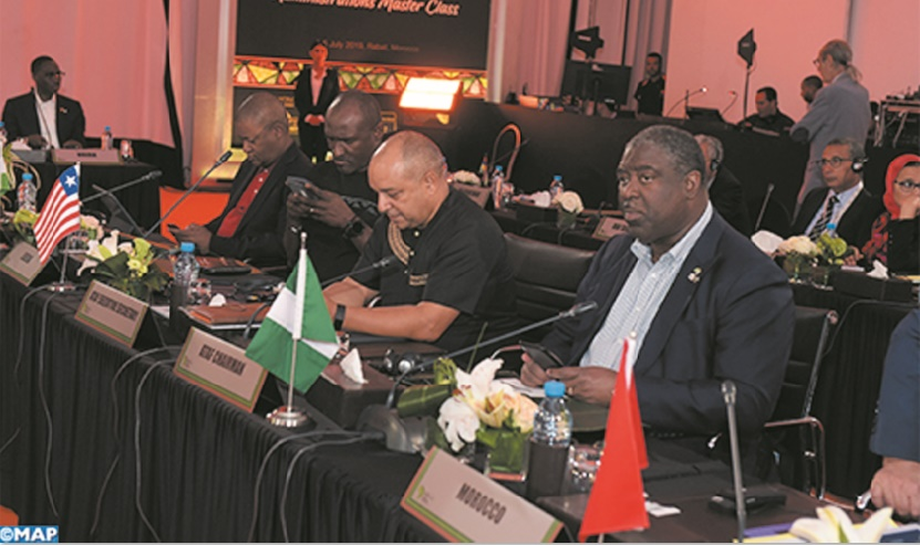 Des échanges à Rabat sur les enjeux des administrations fiscales africaines