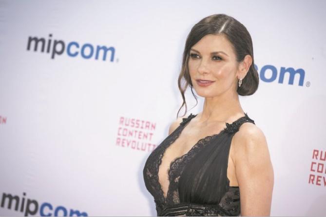 Les stars qui vivent avec une maladie mentale : Catherine Zeta-Jones