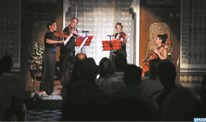 L'orchestre de chambre français envoûte le public d'Asilah