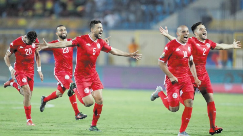 La Côte d'Ivoire et la Tunisie dominées mais qualifiées en quarts