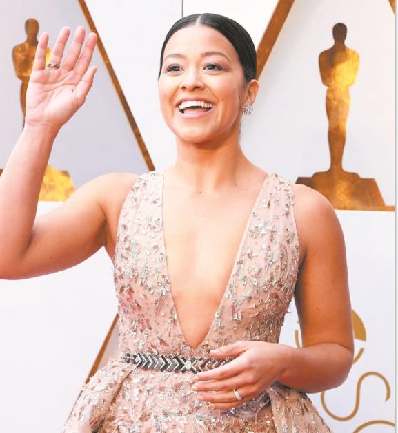 Les stars qui vivent avec une maladie mentale :  Gina Rodriguez