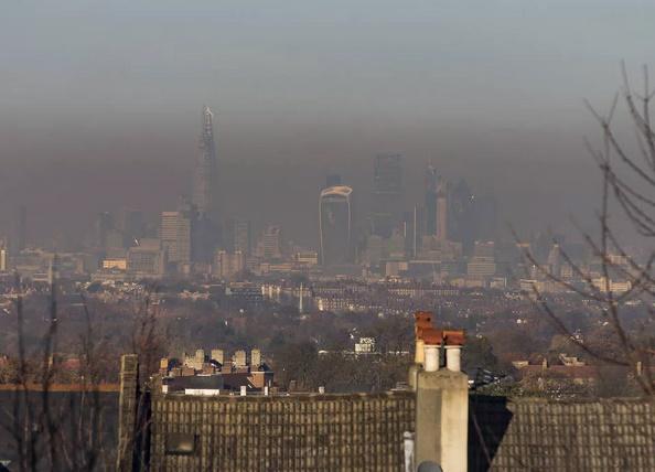 La pollution aérienne pourrait réduire l'espérance de vie des enfants