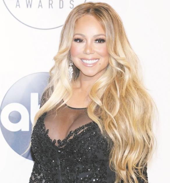 Les stars qui vivent avec une maladie mentale : Mariah Carey