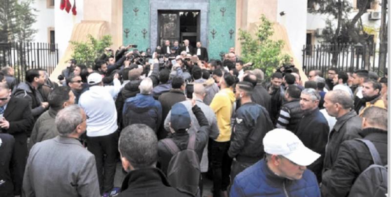 Abdelali Hamieddine de nouveau devant ses juges
