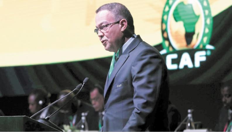 Fouzi Lekjaa n'a pas été suspendu par la CAF