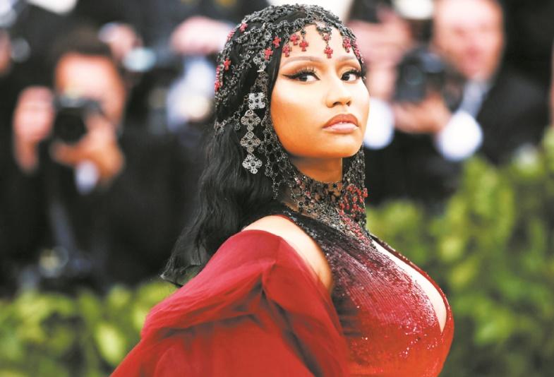 Sous pression, Nicki Minaj renonce à son concert en Arabie Saoudite