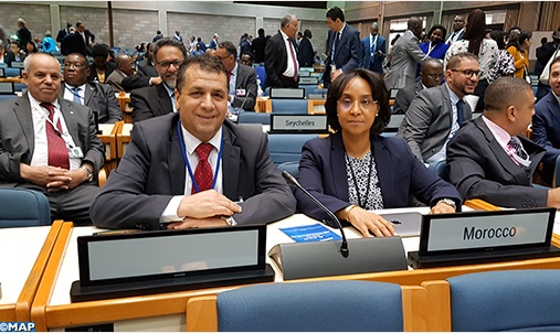 Participation du Maroc à la conférence africaine sur la lutte contre le terrorisme