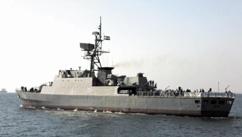 Londres accuse des navires iraniens d'avoir tenté de bloquer un pétrolier britannique