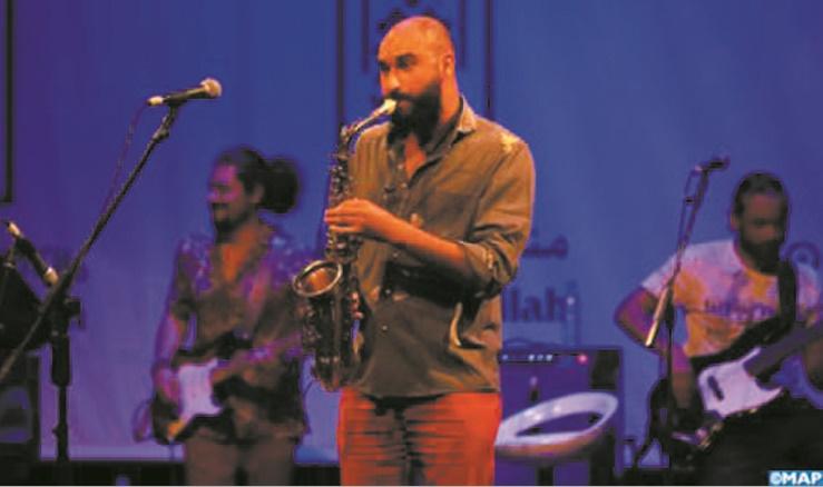 Les rythmes sénégalais et le jazz marocain enchantent le public d'Asilah
