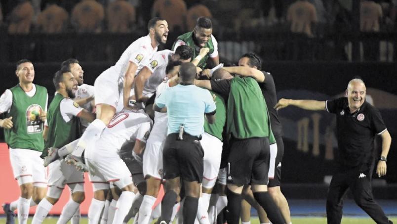 La Tunisie met fin au rêve de Madagascar
