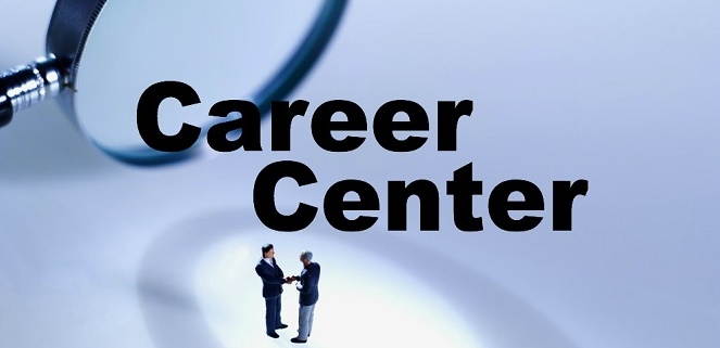 Salle-antenne du Career Center