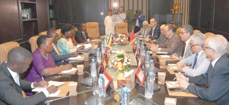 Habib El Malki invité à participer à la réunion de l'Assemblée parlementaire du Commonwealth