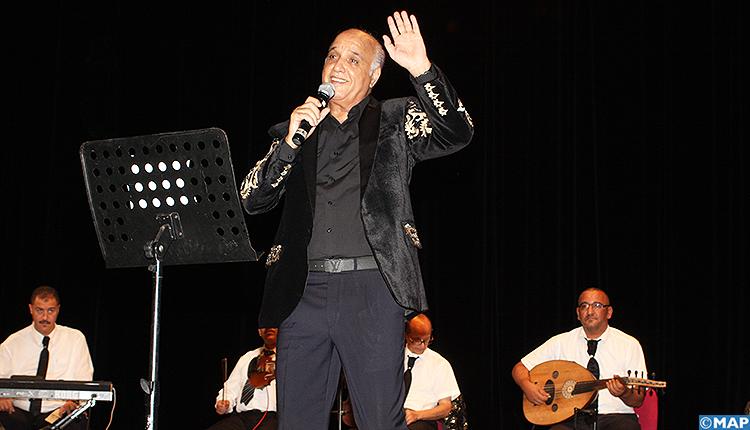 Abderrahim Souiri ouvre le bal du Festival international  du raï
