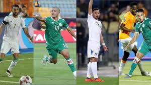 """De """"captain"""" Mahrez à la  révélation  Bennacer  Le carré d'as algérien"""