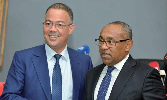 Réorganisation à la CAF avant la mission de la Fifa