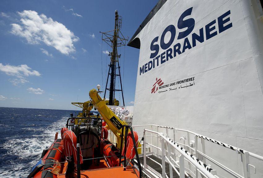 SOS-Méditerranée et MSF repartent en campagne au large de la Libye