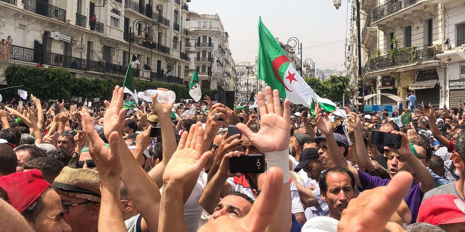 L'opposition algérienne pose des conditions au dialogue proposé par le pouvoir