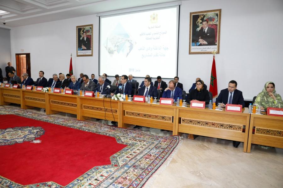 Le développement de Dakhla-Oued Eddahab en ligne de mire