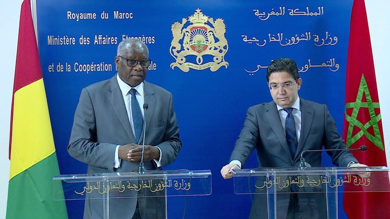 La Guinée Conakry réaffirme son soutien au Plan d'autonomie au Sahara