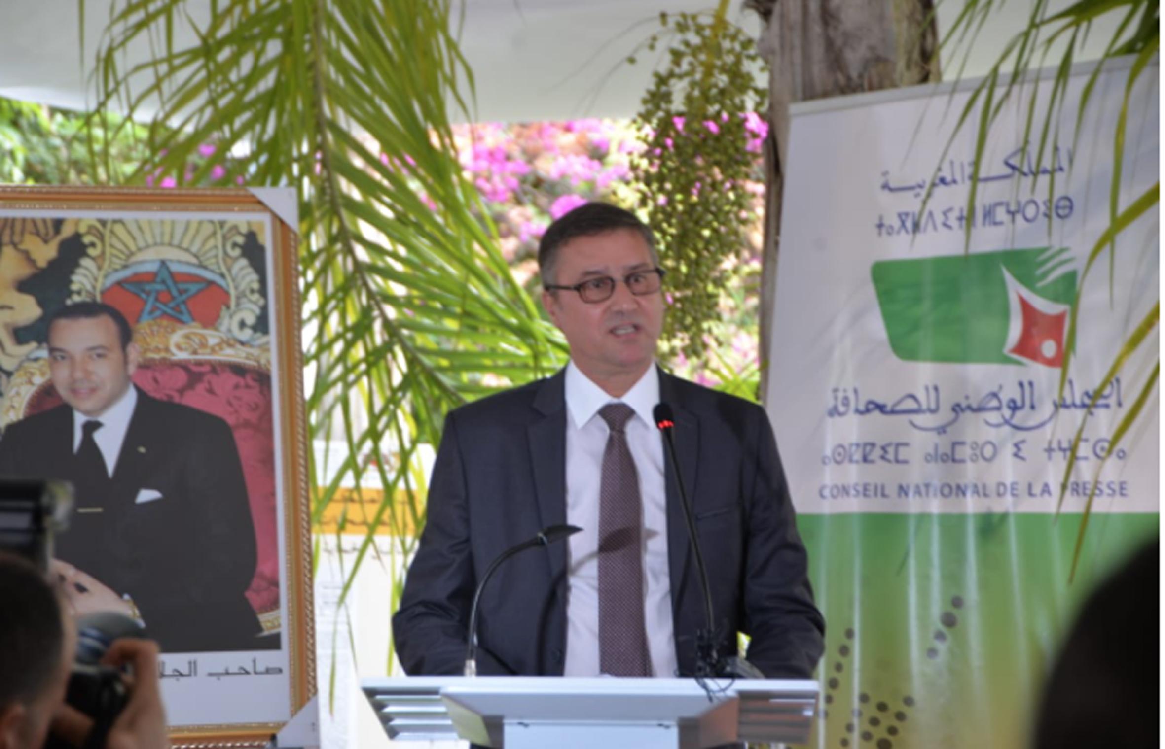 Younes Moujahid : Encadrer l'accès à la profession en vue de barrer la route aux intrus