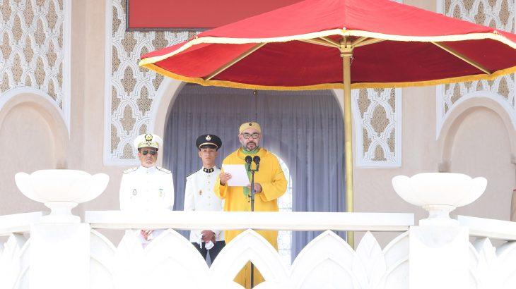 La dernière promotion des lauréats des grandes écoles militaires et paramilitaires baptisée du nom de Aderrahmane El Youssoufi