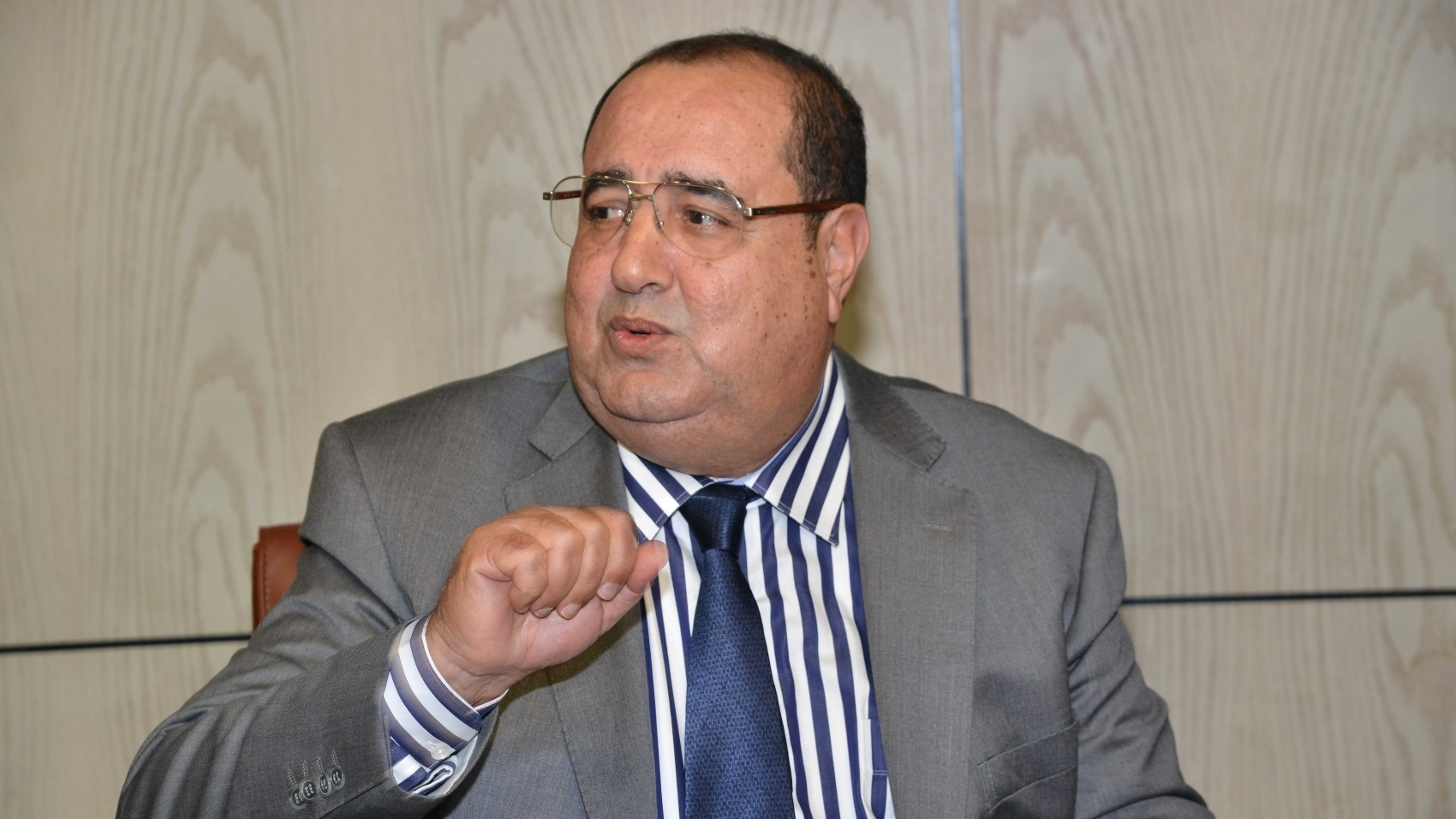 Driss Lachguar : Le discours Royal constitue un plan d'orientation de  l'ensemble des institutions sur la base de la protection sociale du citoyen