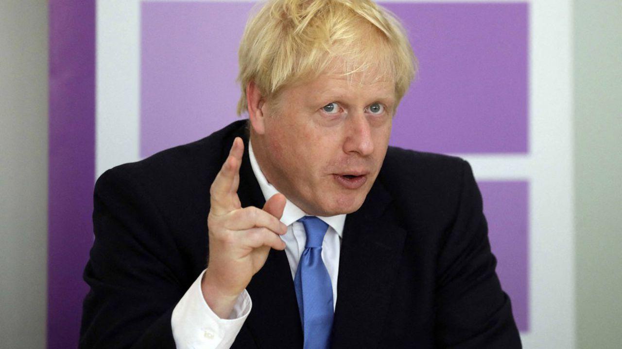 Boris Johnson essuie son  premier revers électoral
