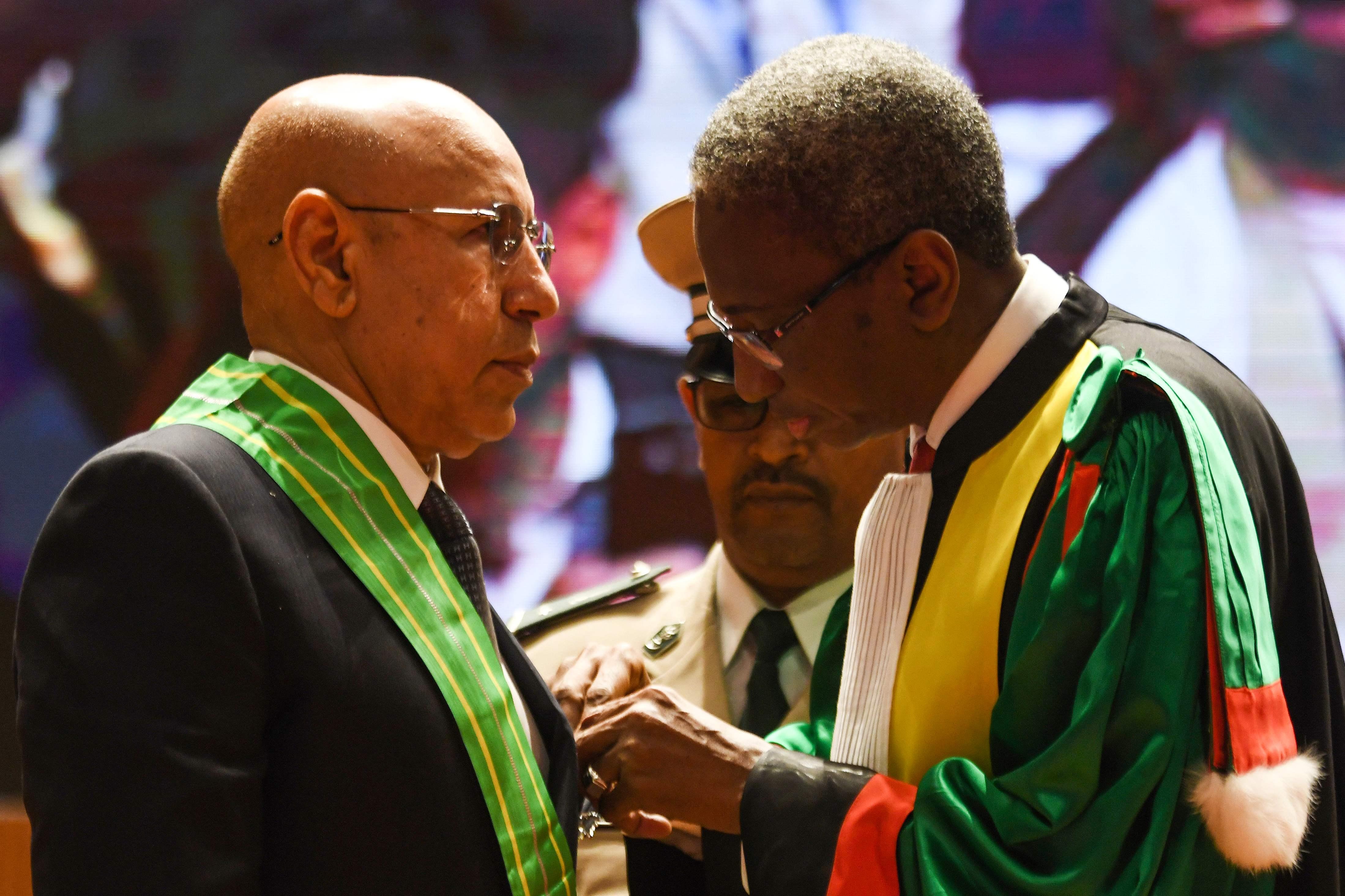 Volonté du Maroc de développer ses relations avec la Mauritanie