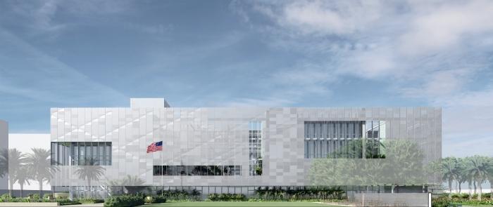 Un nouveau siège pour le consulat des Etats-Unis à Casablanca