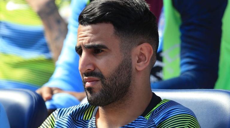 Mahrez mis au repos par précaution antidopage