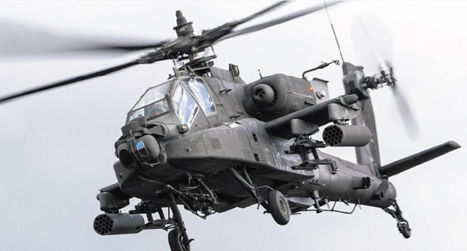 24 hélicoptères de combat Apache pour les FRA