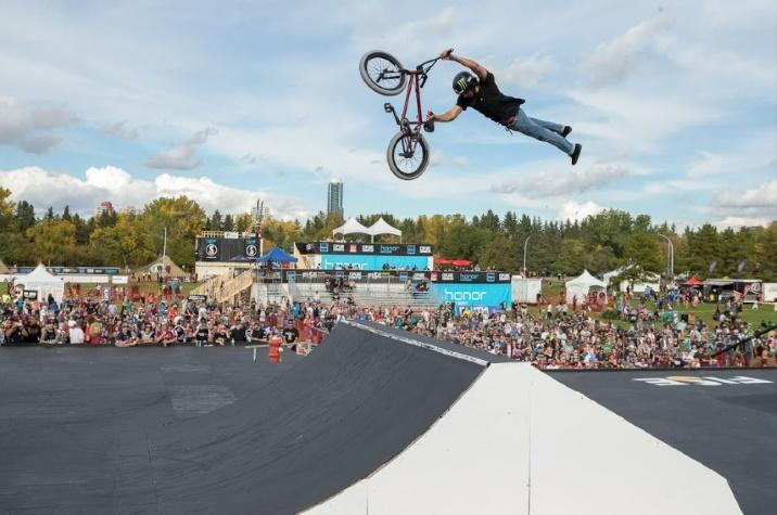 Le BMX freestyle, du vélo dingo pour les JO