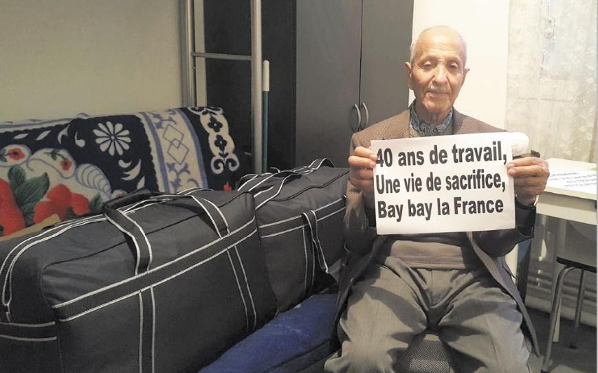 Entre retraités chibanis et autochtones : C'est loin d'être le pied … d'égalité